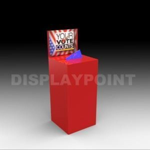 Picture of Jumbo Ballot Box