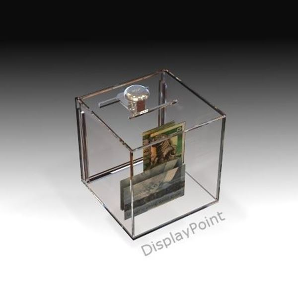 Picture of Compact Donation Box - Lockable