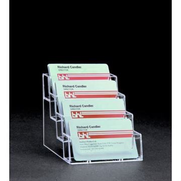 Picture of 4 Pocket Business Card Holder