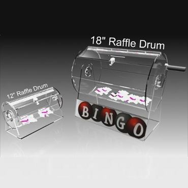 Picture for category Raffle Drums