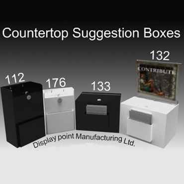 Picture for category Suggestion Boxes