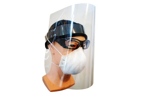 Picture of Disposable Face Shields